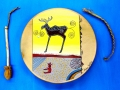 Chief & Moose Dreams 18 inch Diameter