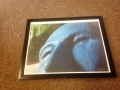 Mask Painted Blue - 22x28 - Photography - Framed - Location - Studio.JPG