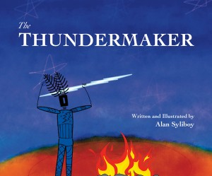 The Thundermaker Book Cover